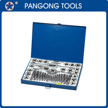 41PCS Universal Hand Tool Set Metric UNC & UNF Tap And Die Set M6 - M20