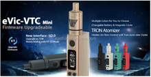 Hot hot hot item Joyetech eVic VTC Mini V2 with Tron Update Version 75W Temp Control Mod
