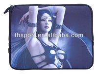 2013 high quality 13.3 inch Neoprene laptop tablet PC bag with zipper