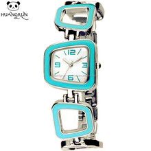 Bracelet watches mixed colorful design watches for woman
