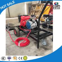 Hand push type cold spraying machine, road marking machine manufacture