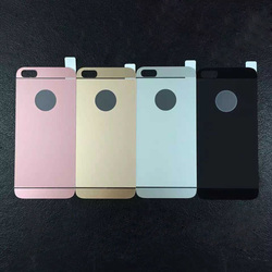 9 H Tempered Glass Screen Protector With Black/ Silver/ Gold/ Pink Optional