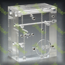 Acrylic computer chassis types