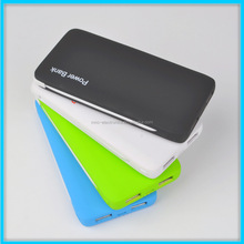 CE ROHS FCC MSDS Factory's Cost 5000MAH Bulit in Cable Power Bank for smartphone,Polymer lithium battery Portable Mobile Charge