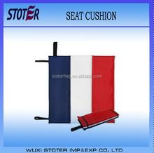 France flag foldable stadium seat cushion