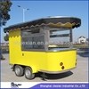 2015 Shanghai Jiexian JX-CR320 Commercial food truck/fast food truck for sale/ electric food van/mobile food vans for sale