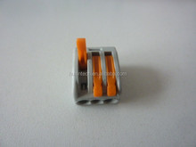 Quick connect wiring terminals 222-413 series WAGO connectors