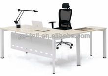 hot sale strong steel frame high end executive desk