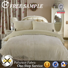 Elegant design OEM newest hot selling upholstery cordory fabric samples