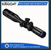 4-14x44FFP First Focal Plane reticle rifle scope mount