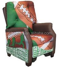 Football 50 yard Line Kid's Recliner Chair