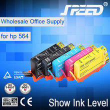 100% compatible for hp 564 c high performance printer inkcartridge with less 1% defective rate