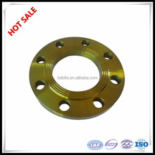 Hot selling carbon steel forged/castinga105/Q235 JIS 10K 20k 4 inch RF flange bolting