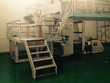 high speed kraft paper masking tape coating /coater machine price