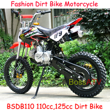 Chinese Off raod type Motorcycle 110CC 125CC Dirt Bike with Electric Start