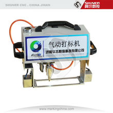 IP-130 industrial pneumatic metal number marking machine for steel looking for distributor in usa