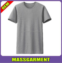 Plain o neck 100% cotton blank bry fit sports t-shirt wholesale