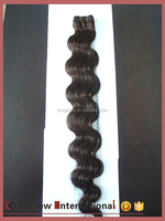virgin remy hair brazilian human hair wet and wavy weave for wholesalers and dealers