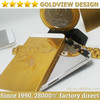 For iphone 5s 24kt gold Housing rear panel Cover Gold/Platinum/Rose Gold from goldview