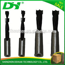 High quality durable carbide brad point core drill bit