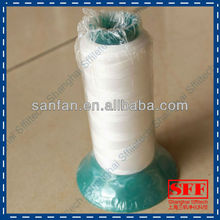 100% polyester sewing thread with PTFE treatment