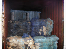 Mixed Polypropylene scrap baled, Recycled PP scrap