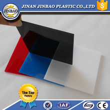 clear and color heat resistant china acrylic supplier
