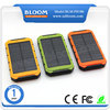 Hot sale new innovation solar charger ,solar power bank mobile power solar solution