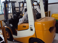 Used TCM 2ton Forklift,original Japan/secondhand Japanese 2ton forklift/2T used tcm forklift in good condition with best price