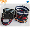 YOUCH TRADE colored watch strap ballistic nylon 22mm mens watch strap webbing watch strap