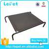 outdoor metal elevated dog cot dog travel dog bed cot manufacturer