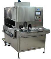 Automatic stainless steel Orange Citrus Lemon Grapefruit Guava Kiwi Persimmon peeler/ sheller/ slicer machine