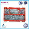 ISO9001 Supply 1020pcs Steel Wire Nail and Wire Brad Nail Assortment