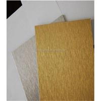 WOOD TEXTURE ALUMINIUM COMPOSITE PANEL, ACP, ACM, Alucobond, decorative interior wall board