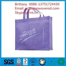color printed non woven shopping bags