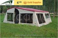 Top professional trailer manufactuer! off road camper trailer for sale camper trailer tents