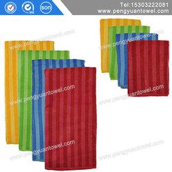 pengyuan plain woven disposable bathroom hand towels
