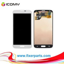 Mobile Phone Spare Parts LCD For Samsung Galaxy S5 LCD Display, Cheap Price For Samsung Galaxy S5 LCD Digitizer Assembly
