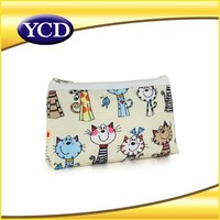 Stock Wholesale Waterproof Nylon Small Cosmetic Bags
