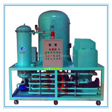 Kongneng newest generation waste pyrolisis oil recycling without filter elements