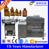 Shanghai factory automatic bottle rinsing equipment,bottle washer,glass bottle cleaning machine(CE certification)