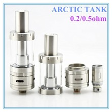 2015 new horizon arctic atomizer 0.2/0.5ohm sub ohm arctic tank
