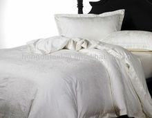 100% cotton hotel luxury king size comforter sets bedding