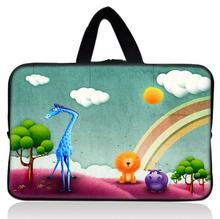 LT0621 Smart Design Cute Animal Printing Laptop Bag