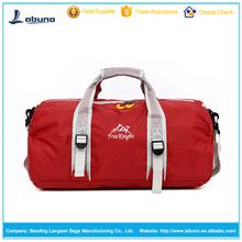 Waterproof material foldable travel bag duffle bag traveling bag