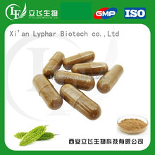 OEM Service Bitter Melon extract capsule