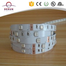 CE ROHS UL 12v smd 5050 30 rgb led strip lights