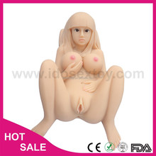 75*40*24 cm silicone sex doll for men cheap silicone vagina real sex doll