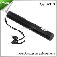 China Supplier Fashion Pointer Laser JD-303 Adjustable Focus Star Green Light