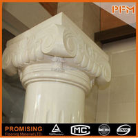 PFM Chinese new hot sale luxury building pillars column activated charcoal for design & project